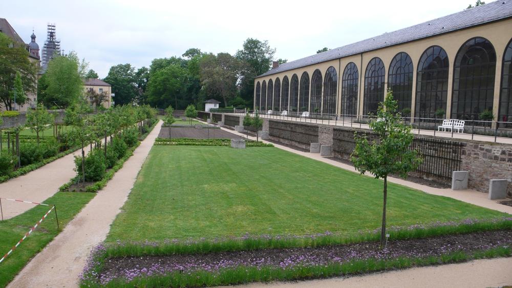KÜCHENGARTEN netzwerk - Nutzpflanzen in historischen Gärten